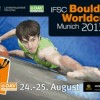 2013 IFSC Bouldering World Cup – Munich Live