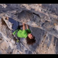 "Video: Adam Ondra Sending ""Open Air"" 9a+/5.15a"