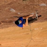 Regular Dude Climbs Just Do It (5.14c)