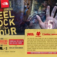 2010 Reel Rock Film Tour Trailer