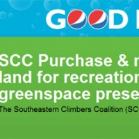 Help The Southeastern Climbers Coalition Win A $250,000 Grant