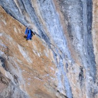 DiGiulian & Spannuth Climbing Well In Oliana