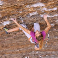 Pure Imagination (5.14d) Repeated By Sasha DiGiulian