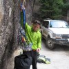 """Tommy Caldwell & Crew Explore The """"Tuolumne Of China"""""""