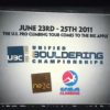 2011 UBC Pro Tour Eastern Mountain Sports Pro Gets Underway, Finals Stream Live Saturday